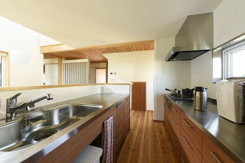 キッチンのタイルで調理を楽しく。_b0131012_9221937.jpg