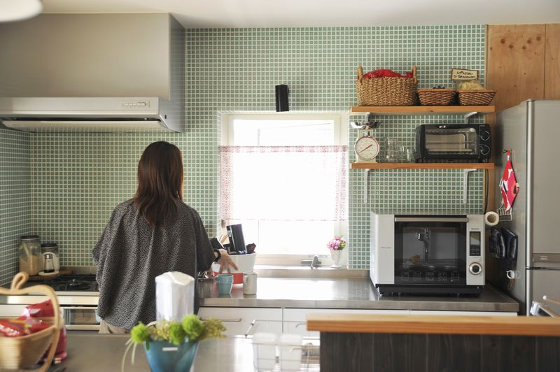 キッチンのタイルで調理を楽しく。_b0131012_9223739.jpg