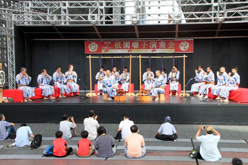 祇園祭が始まった_e0048413_2058514.jpg