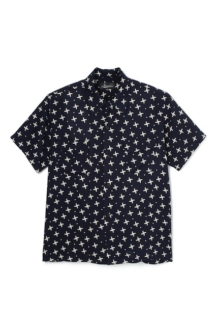 【Attractions】 Print SS SHirt_c0289919_16503979.jpg