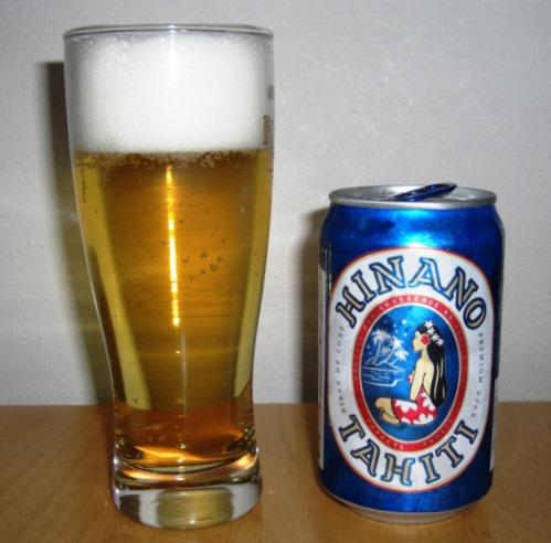 "HINANO BEER (ヒナノビール)~麦酒酔噺その382~""かわいい""ねぇ~_b0081121_827146.jpg"