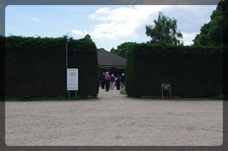 イギリス旅行記5 The Beth Chatto Gardens_e0136424_23050340.jpg