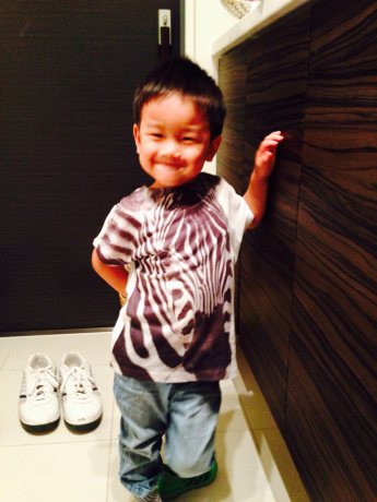 シオン3歳9ヶ月〜ひらがなへの興味が炸裂!_e0253026_07252937.jpg