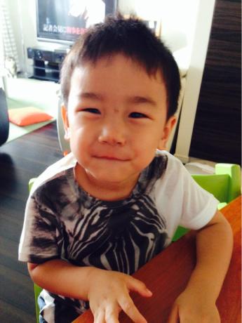 シオン3歳9ヶ月〜ひらがなへの興味が炸裂!_e0253026_07252956.jpg