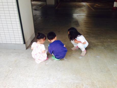 シオン3歳9ヶ月〜ひらがなへの興味が炸裂!_e0253026_07541715.jpg