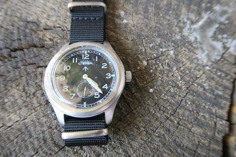 【CYMA】の時計!_e0169535_2211746.jpg
