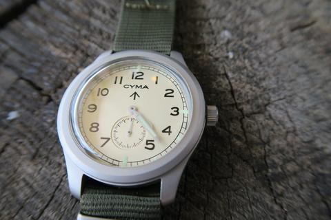 【CYMA】の時計!_e0169535_22223130.jpg