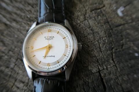 【CYMA】の時計!_e0169535_22435920.jpg