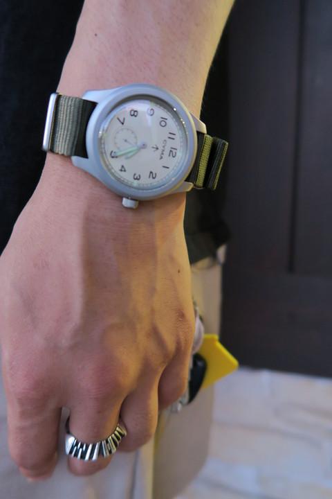 【CYMA】の時計!_e0169535_22575255.jpg