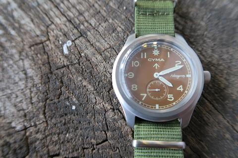 【CYMA】の時計!_e0169535_23152687.jpg