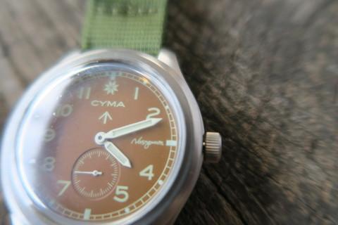 【CYMA】の時計!_e0169535_23161338.jpg