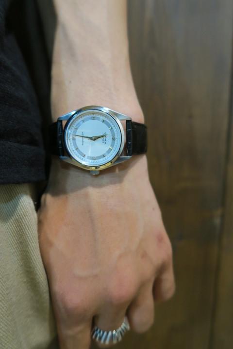 【CYMA】の時計!_e0169535_23475492.jpg