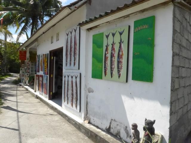 バリ島へ行く。⑫ ~ワルン・ボダッ・マリアへの道~_f0232060_10172697.jpg