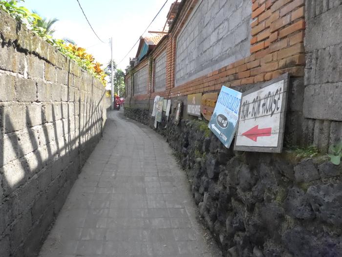 バリ島へ行く。⑫ ~ワルン・ボダッ・マリアへの道~_f0232060_103232.jpg