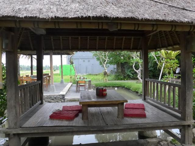 バリ島へ行く。⑭ ~ブランコと蓮の池があるカフェ~_f0232060_1212456.jpg