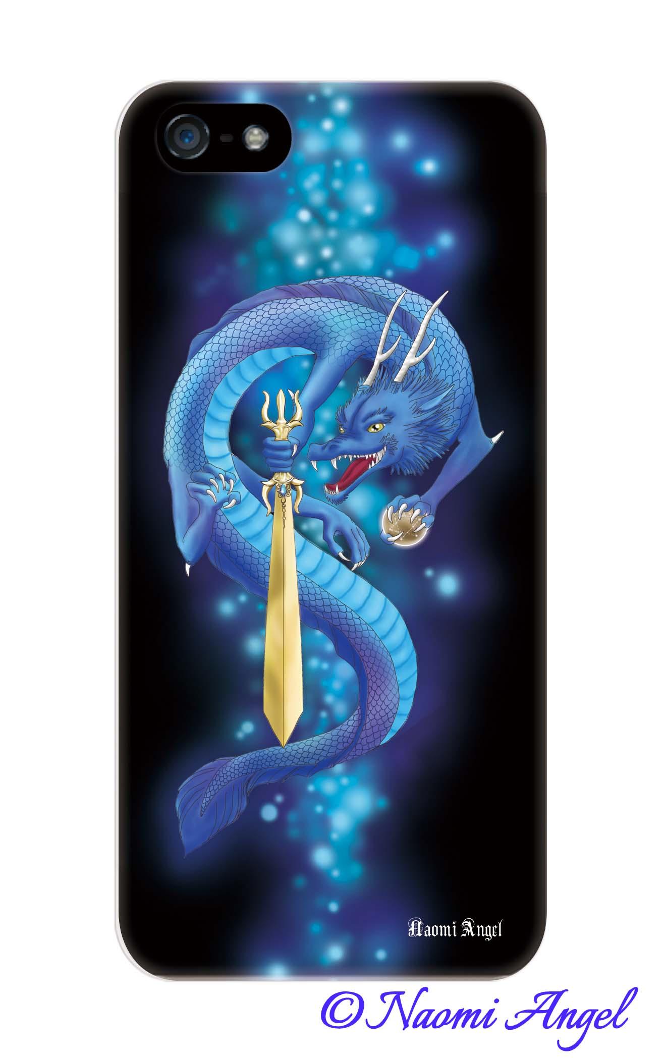 Naomi Angel オリジナルスマートフォンカバー ネット販売開始_f0186787_21195354.jpg