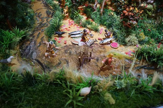 藤田八束@標津のアイヌポー川遺跡:遺跡の街標津町、標津町ポー川遺跡群の歴史探訪_d0181492_16543324.jpg