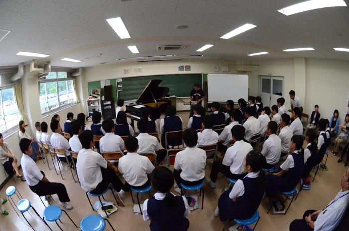 里山森ジャズ と 阿戸中森ジャズ授業の繋がり_a0142828_22575279.jpg