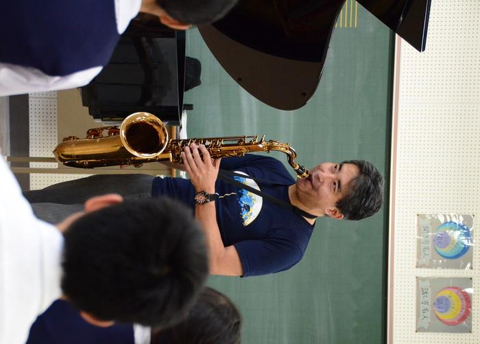 里山森ジャズ と 阿戸中森ジャズ授業の繋がり_a0142828_235384.jpg