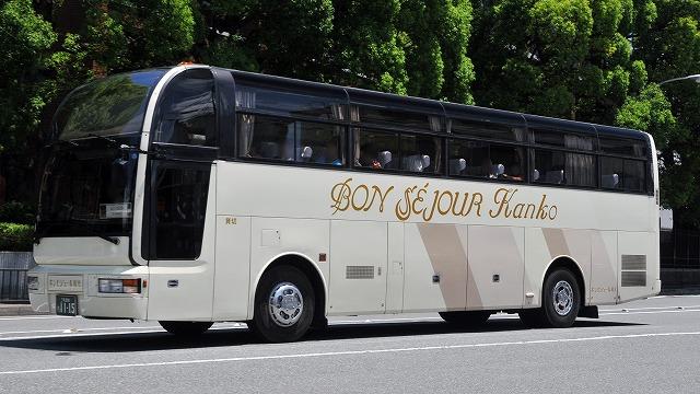 ボンセジュール観光~富士重工17S/いすゞ_a0164734_1385744.jpg