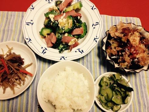 夏野菜が届きました_b0207536_22551077.jpg