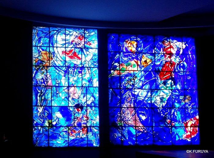 フランス周遊の旅 4  シャガール美術館_a0092659_15393519.jpg
