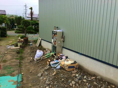 寺島 Iさんの家 ★タイル工事、ガス工事、給排水工事_d0205883_8325317.jpg