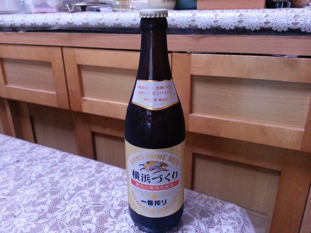 夜勤明けのビールVol.224 キリン一番搾り岡山づくり 350ml & 一番搾り横浜づくり 500ml_b0042308_14203490.jpg