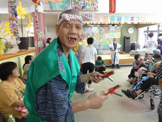 7/12 第17回聖愛園夏祭り_a0154110_10154278.jpg