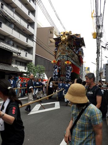 祇園祭 引き初め_e0048413_2384716.jpg