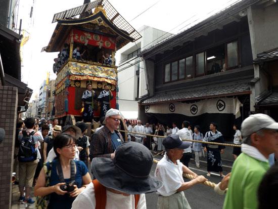祇園祭 引き初め_e0048413_2394166.jpg