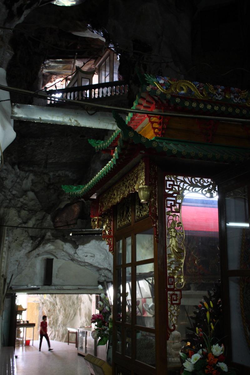イポー  洞窟寺院・三宝洞(SAM POH TONG)_b0061717_23142113.jpg