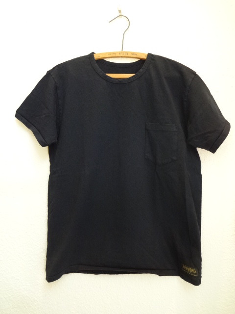 【Arrowhead&co. 】Crew Neck Pocket Tee_c0289919_1816573.jpg