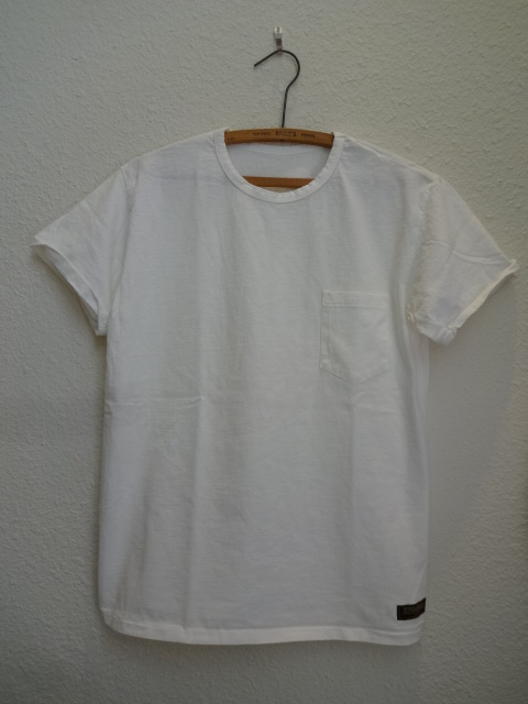 【Arrowhead&co. 】Crew Neck Pocket Tee_c0289919_1817474.jpg