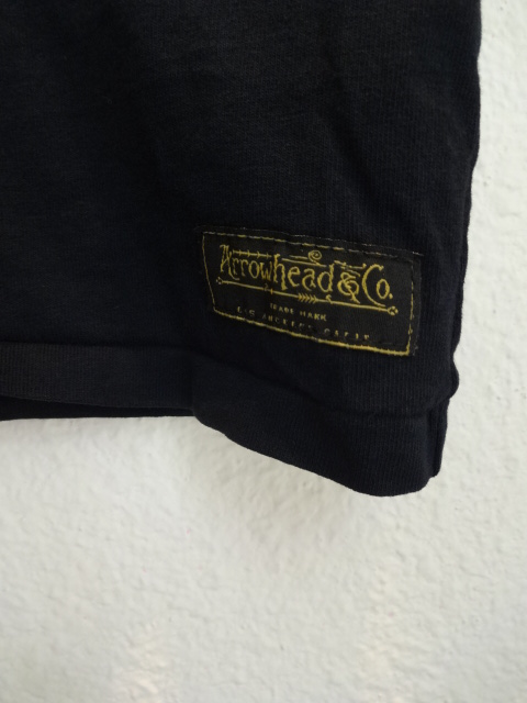 【Arrowhead&co. 】Crew Neck Pocket Tee_c0289919_18175215.jpg