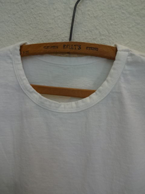 【Arrowhead&co. 】Crew Neck Pocket Tee_c0289919_18175772.jpg