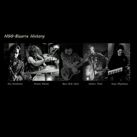 日本インドネシア混成バンド初出演 NGG―BH(NGG-Bizarre History@サッポロ・シティ・ジャズ_a0054926_7145846.jpg