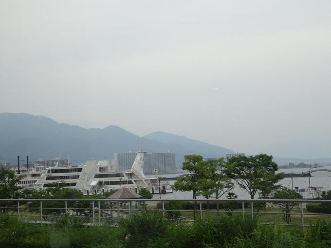 琵琶湖ホテル デイナーバイキング_c0223630_19113619.jpg