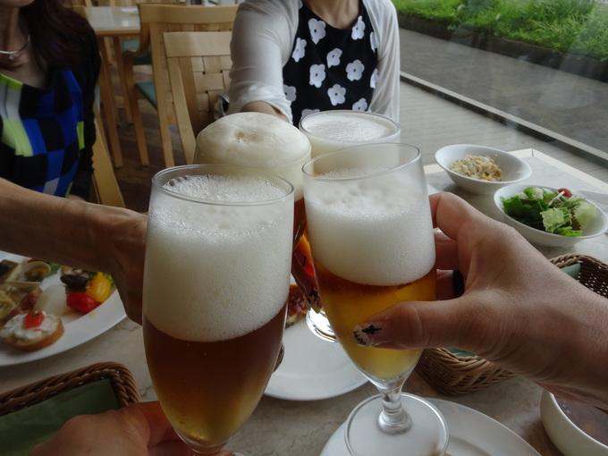 琵琶湖ホテル デイナーバイキング_c0223630_19422757.jpg