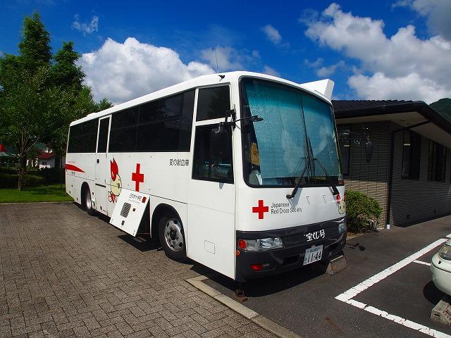 今年も、献血バスがやってきました!!_f0151251_17472617.jpg