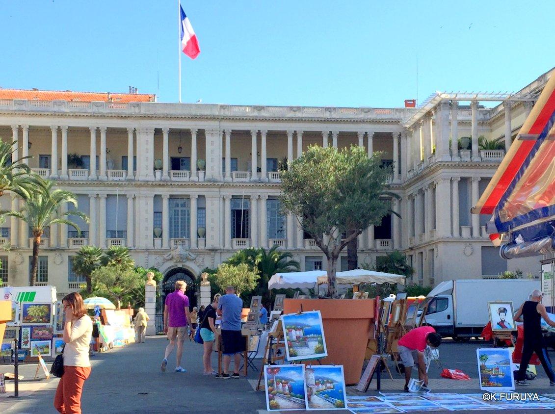 フランス周遊の旅 5  ニースでお散歩_a0092659_21534532.jpg