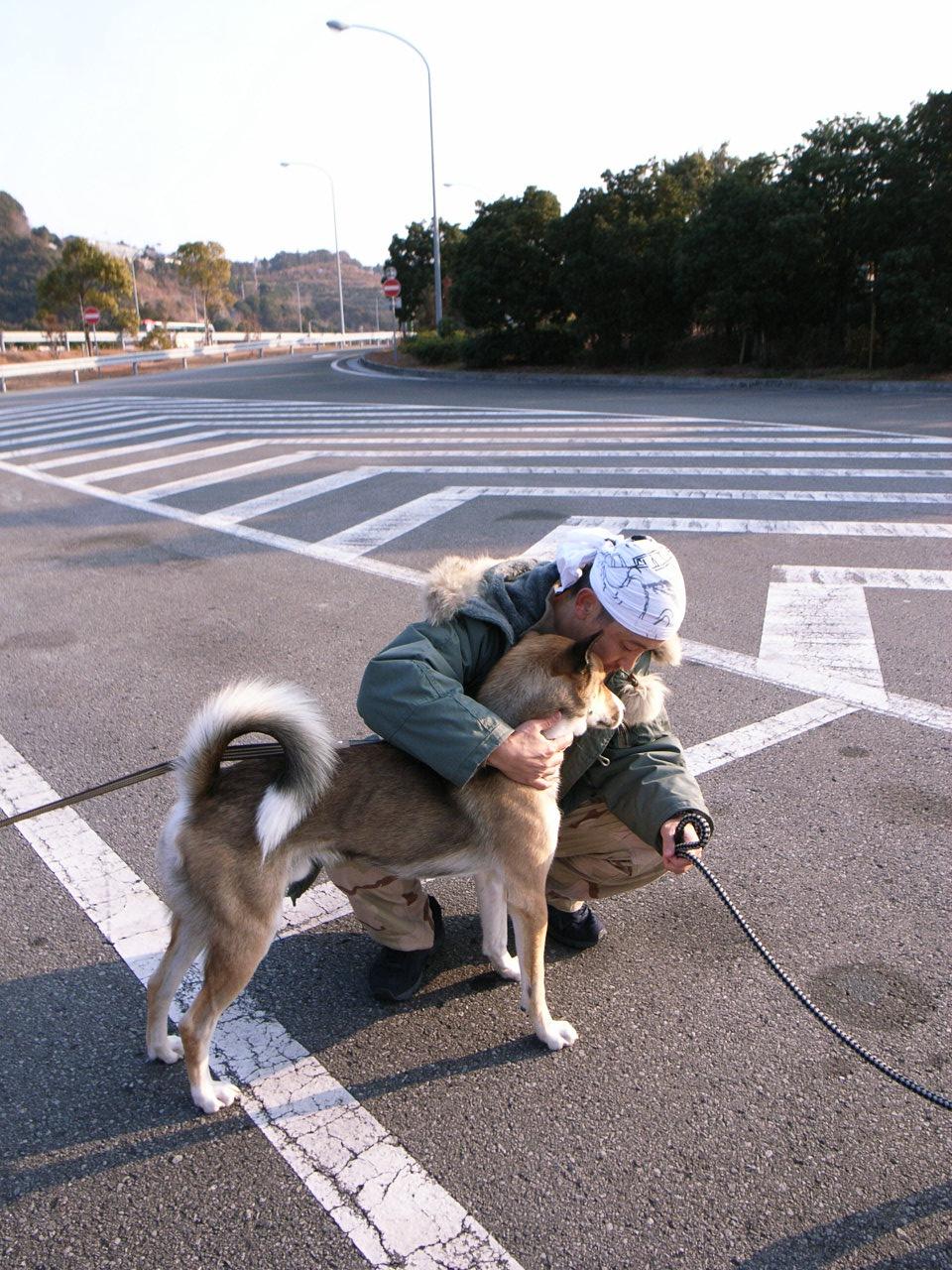 A Sequel to a story of Shikoku Pilgrimage, Dec.30th 2005_c0049299_235319.jpg