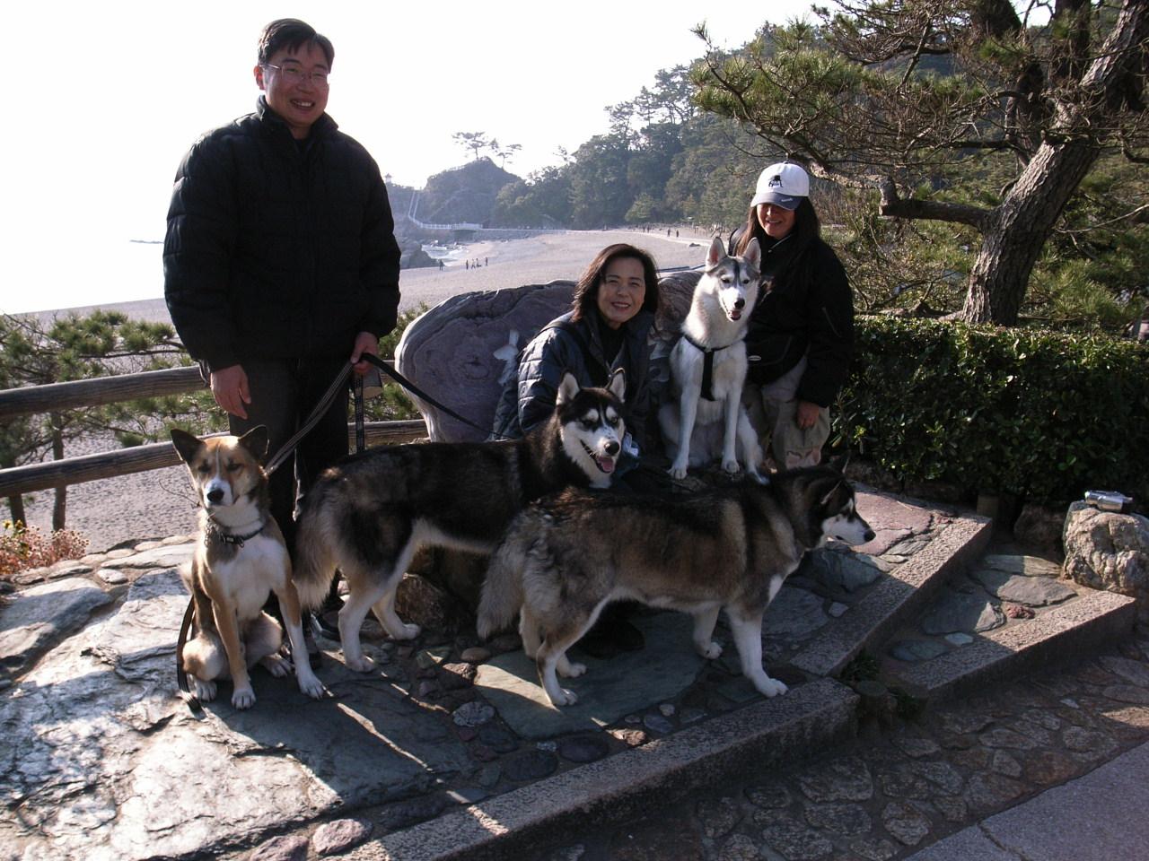 A Sequel to a story of Shikoku Pilgrimage, Dec.30th 2005_c0049299_236322.jpg