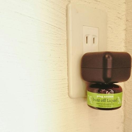 plug aroma buzz off Liquid_c0118809_17154040.jpg
