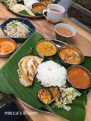 森町 ときのは村でBanana Leaf(バナナリーフ)カレー会_b0245038_15475592.jpg