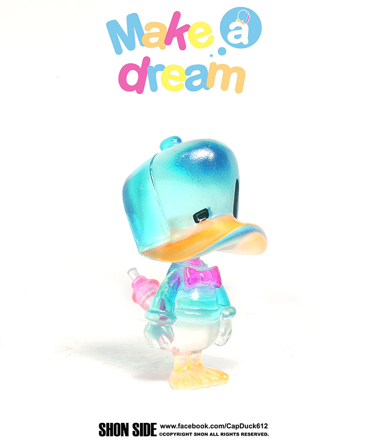 """Make A Dream"" Cap Duck by Shon_e0118156_2214482.jpg"