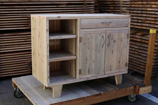 OLD ASHIBA キッチン用キャビネット ●オーダー品_d0237564_18201793.jpg