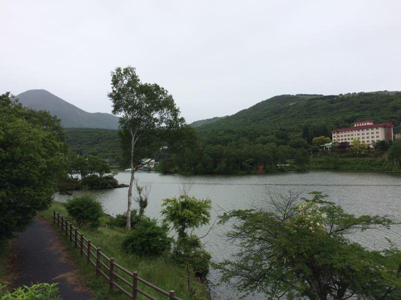 蓼科湖と白樺湖_e0233674_8284170.jpg