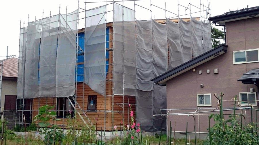 H様邸「栄町の家」 三階建_f0150893_16353772.jpg