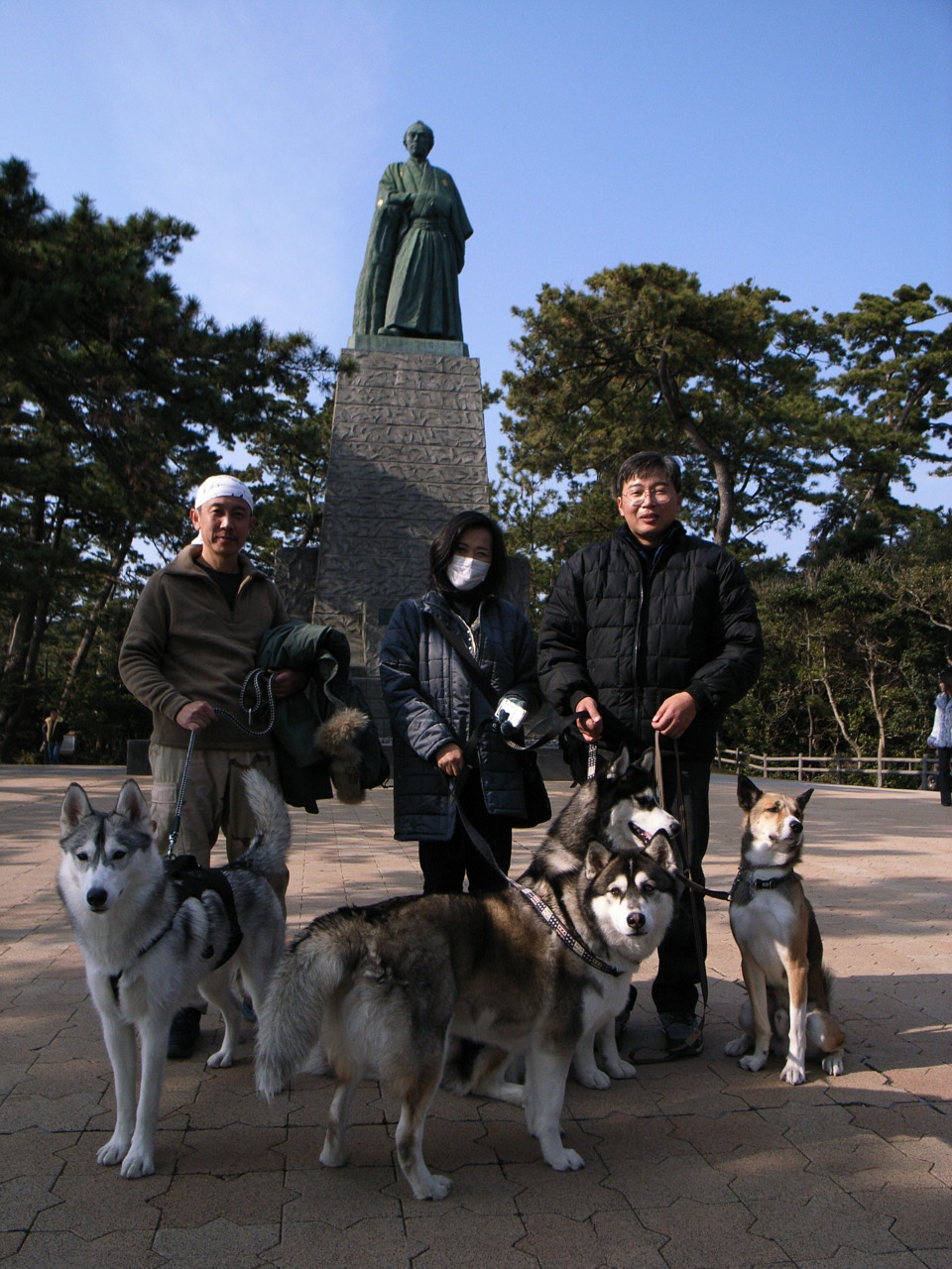 A Sequel to a story of Shikoku Pilgrimage, the later part of Dec.30th 2005_c0049299_22101712.jpg